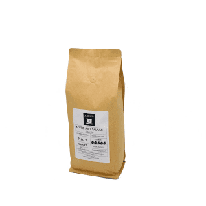 Gemalen koffie No.1