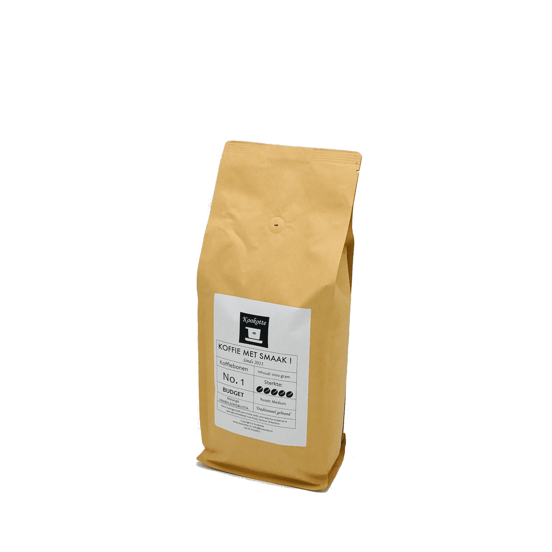 Koffiebonen No.1