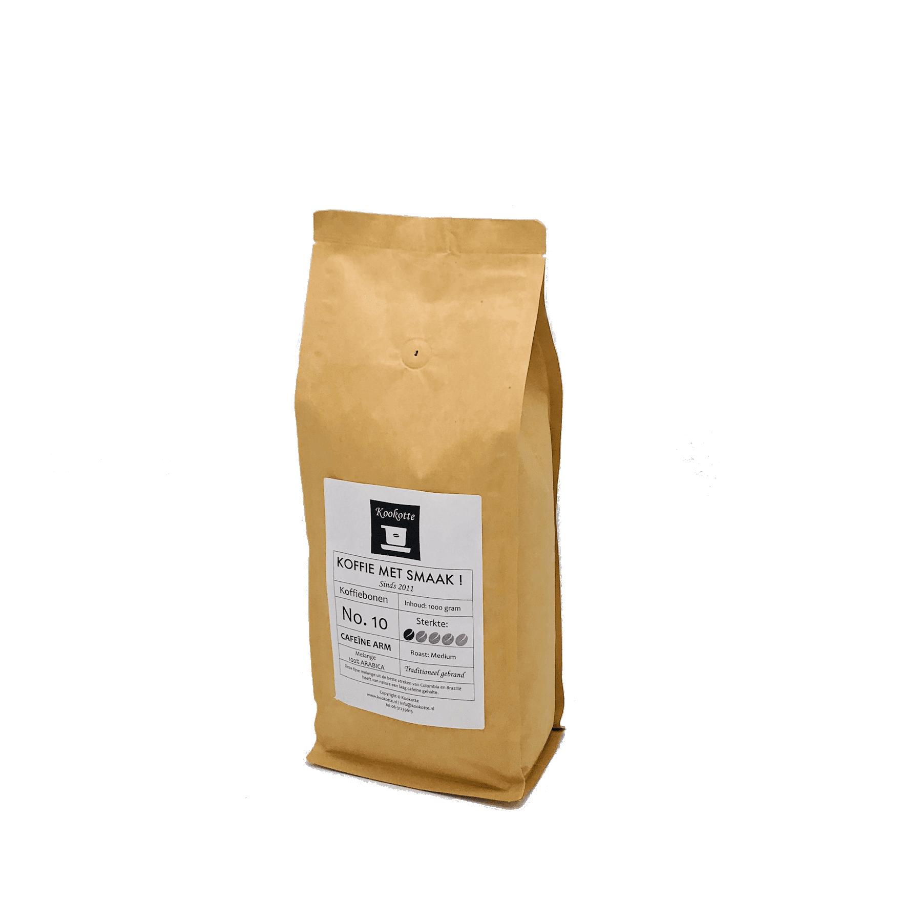 Koffiebonen No.10