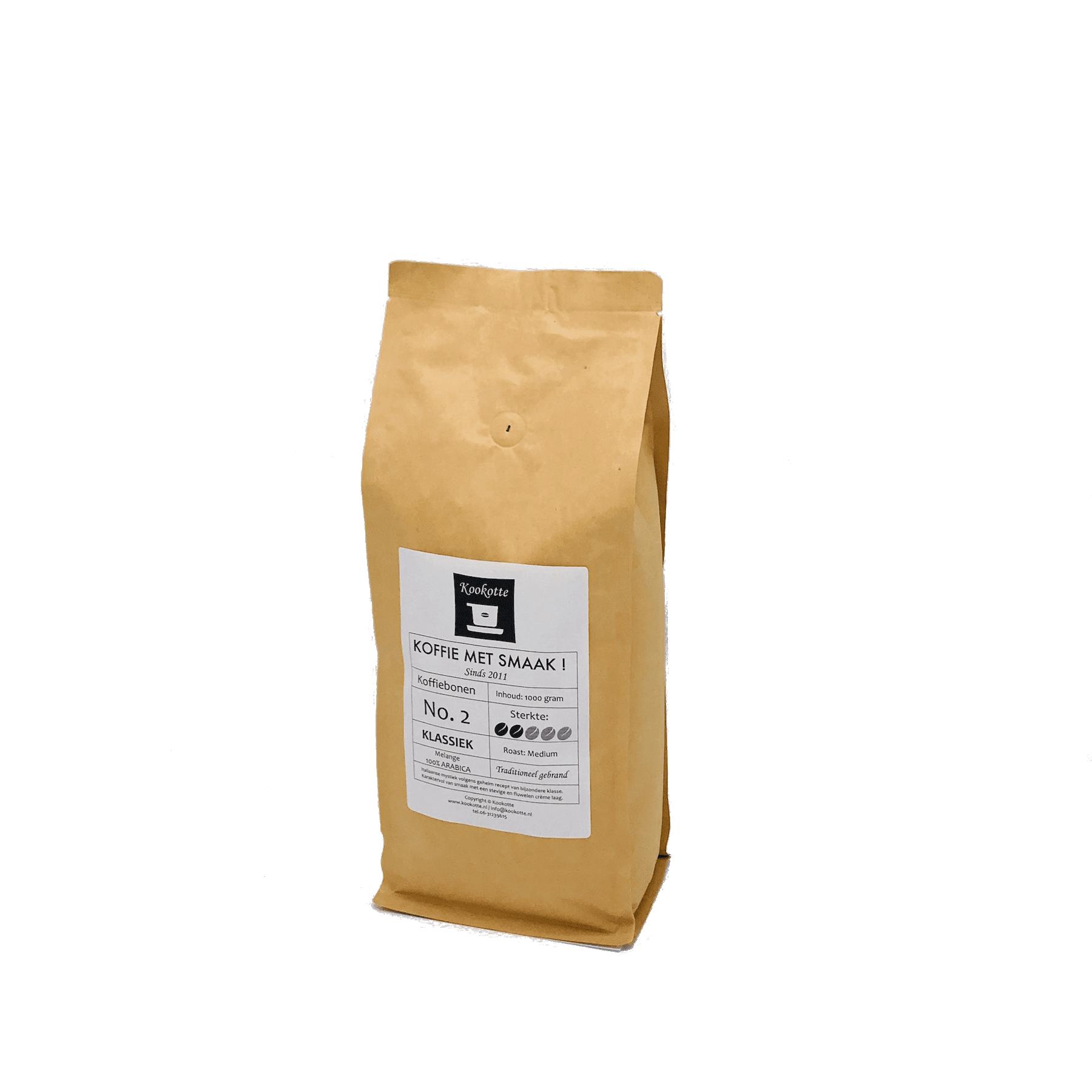 Koffiebonen No.2