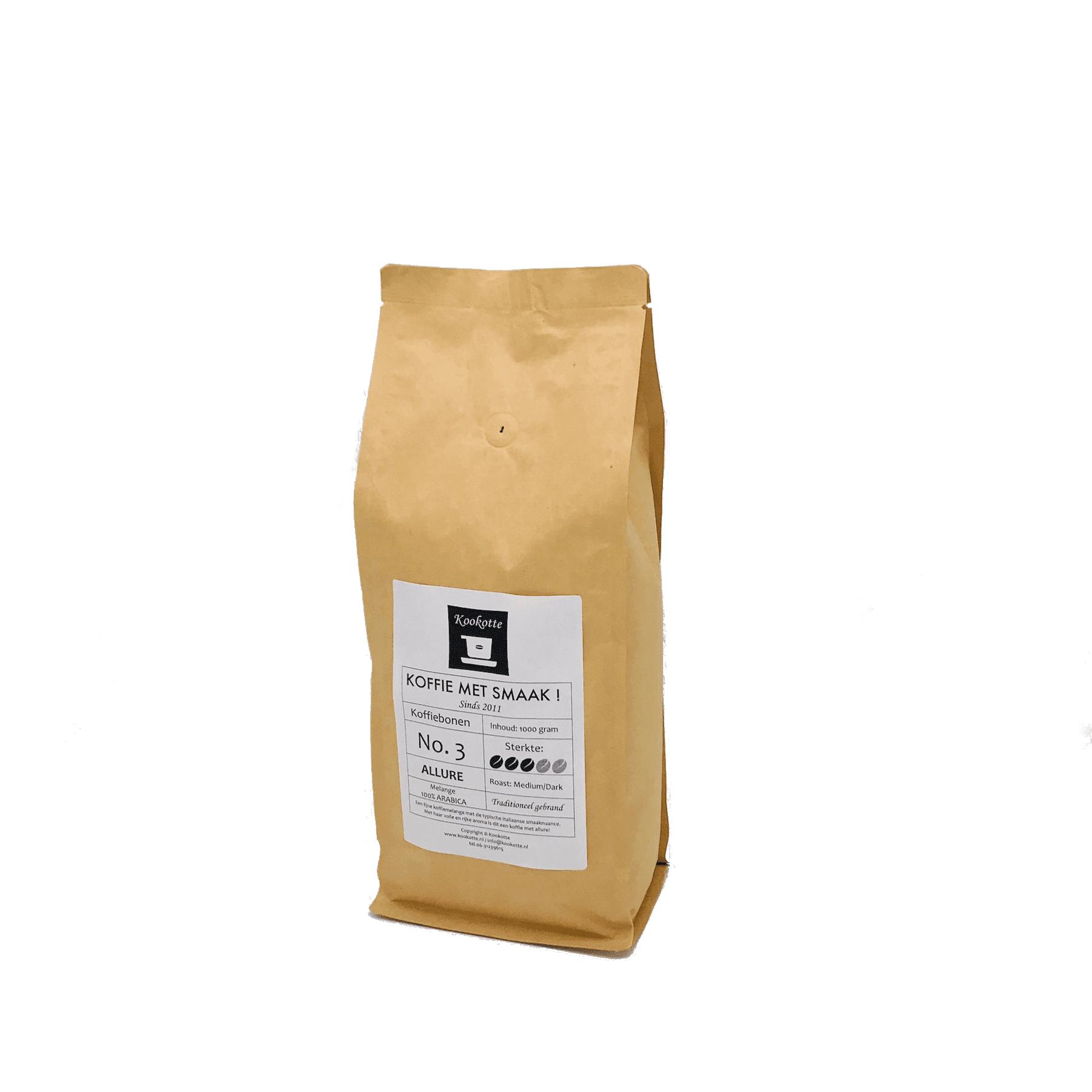 Koffiebonen No.3