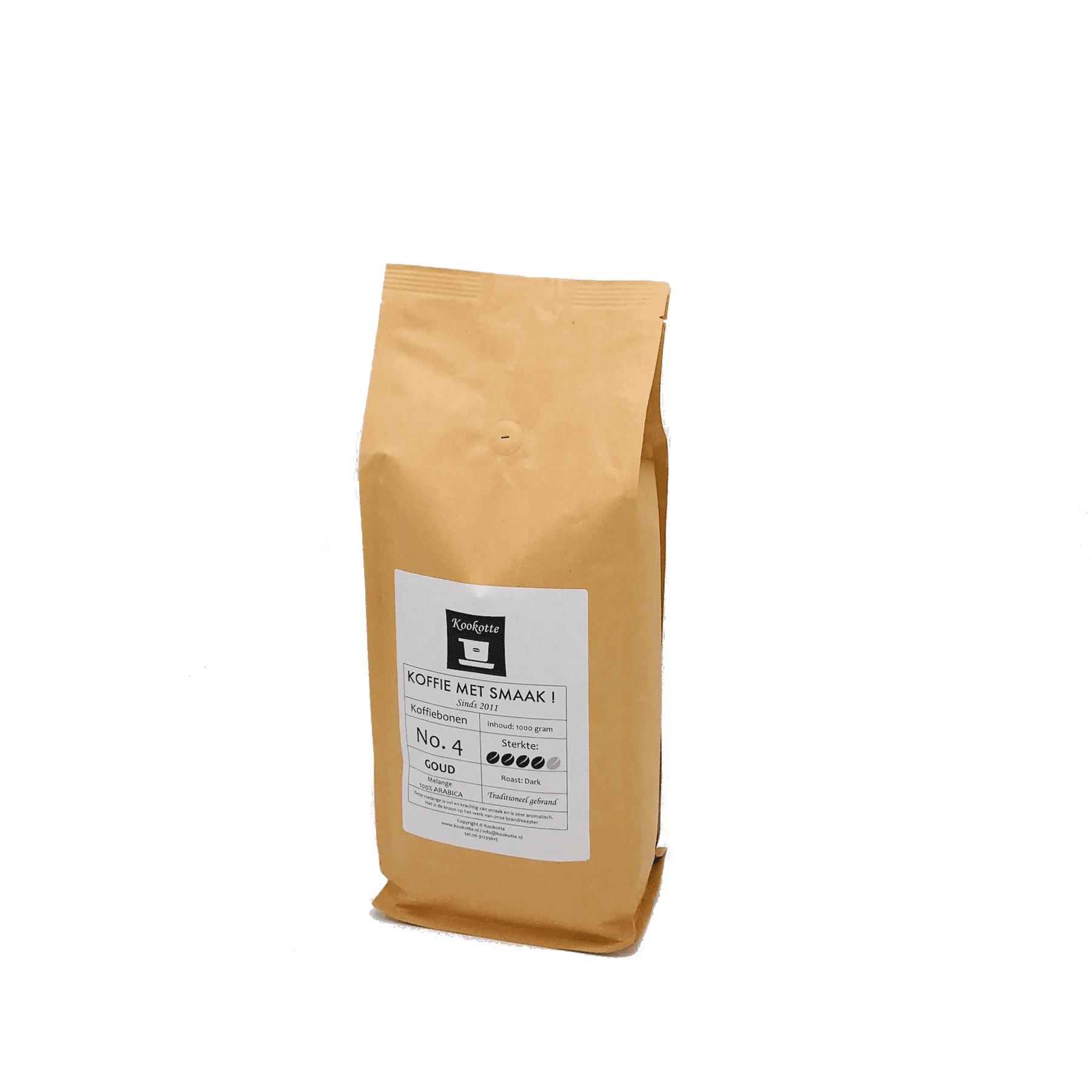 Koffiebonen No.4