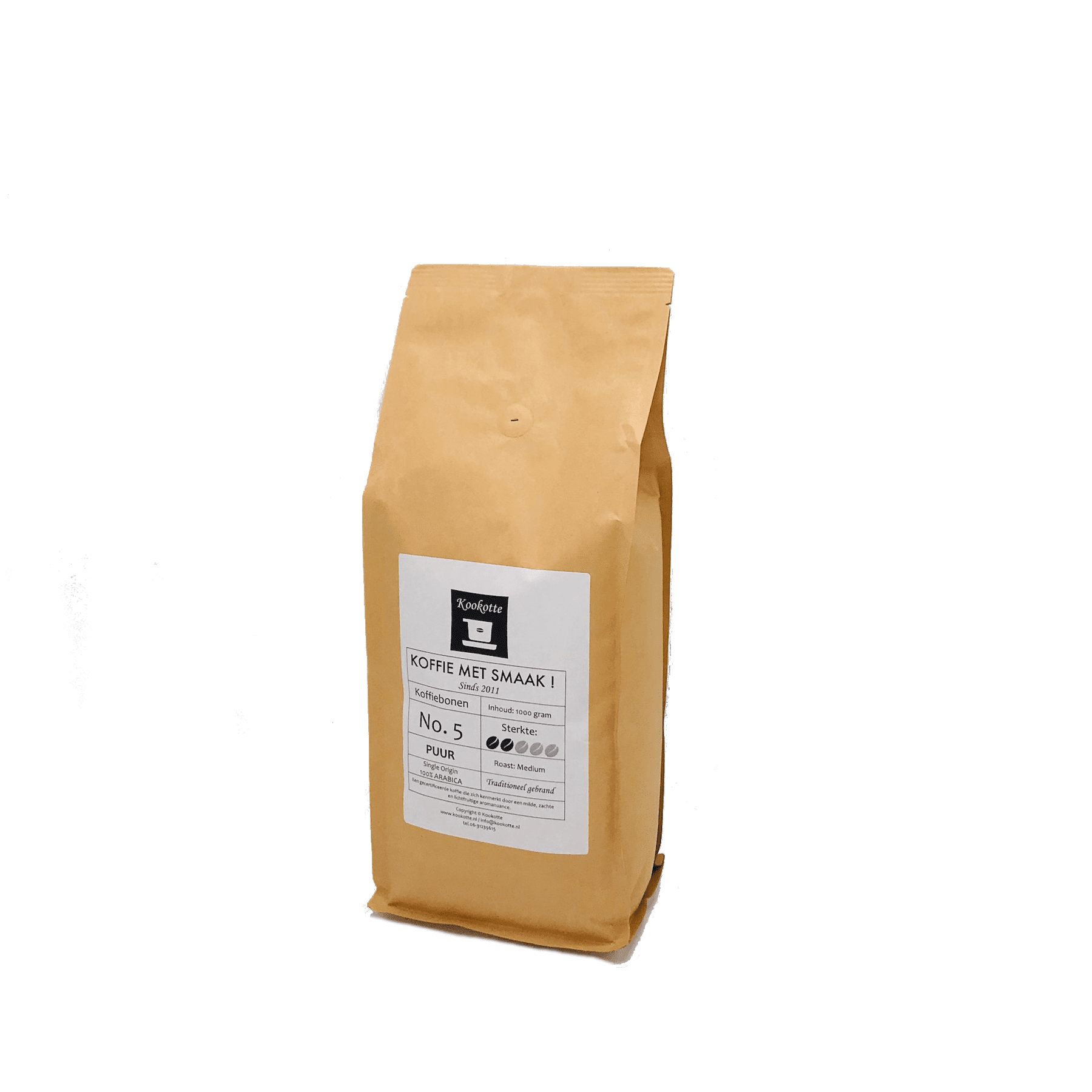 Koffiebonen No.5