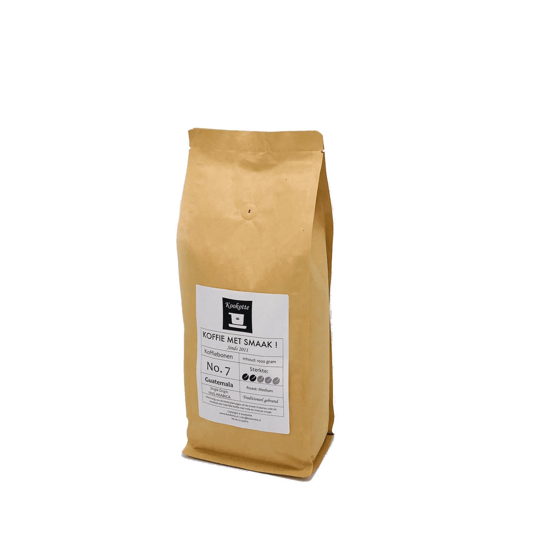 Koffiebonen No.7